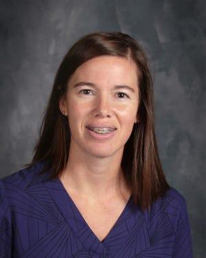 Principal Samie Hill has been named Camdenton R-III administrator of the week.