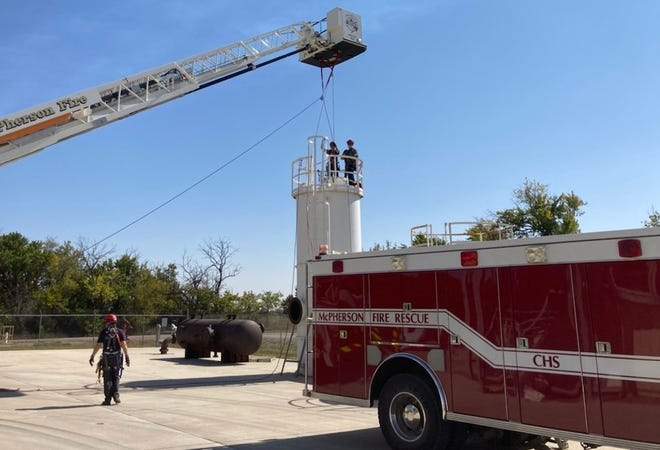 The McPherson Fire Department is one of only 250 departments in the nation to participate in a new program.