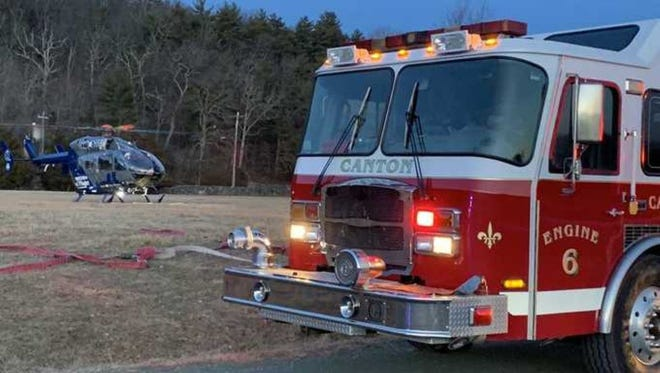 Canton Fire, Medflight