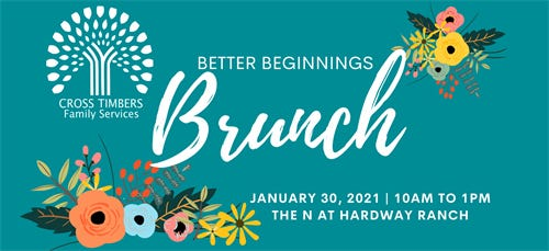 Cross Timbers Family Services is hosting a luncheon fundraiser on Saturday.