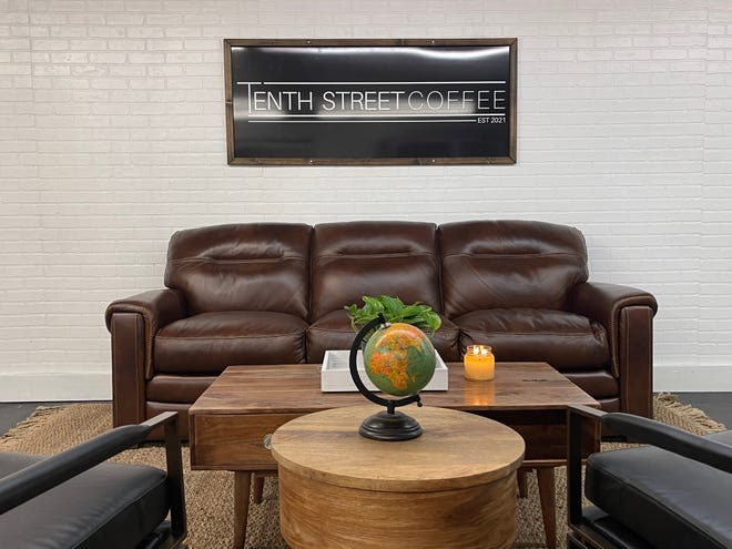 New coffee shop Tenth Street Coffee is set to hold its grand opening Feb. 1 in Palmetto.
