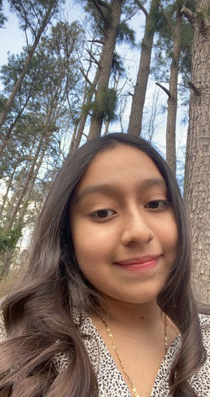 Jocelyn Haydee Garnica-Lopez of Career Readiness Academy at Mosley PLC is New Hanover County Schools' Student of the Week.