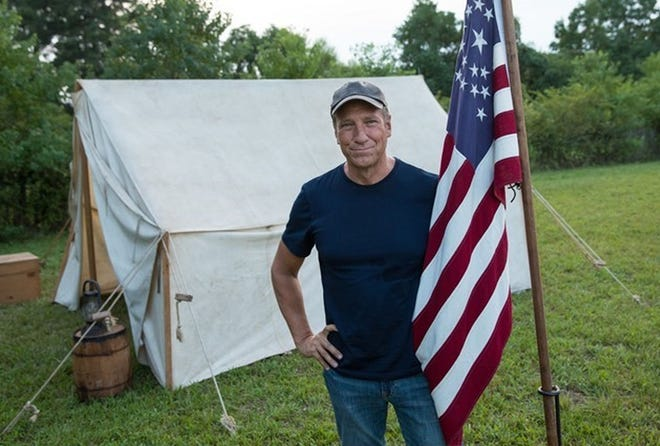 """Mike Rowe hosts  """"Six Degrees with Mike Rowe"""""""