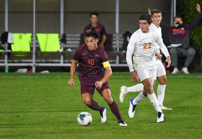 Kristo Strickler, a Hilliard resident and 2017 St. Charles graduate, was selected by Houston Dynamo FC on Jan. 21 with the 30th overall pick in the MLS SuperDraft. Before reporting to Houston, he is slated to play at Virginia Tech in his senior season, which was extended from last fall to this spring because of the COVID-19 coronavirus pandemic.