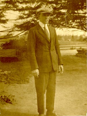Lexington resident Francis Joseph Dailey enlisted in the army and was preparing to sail overseas when he died of the Spanish Influenza.