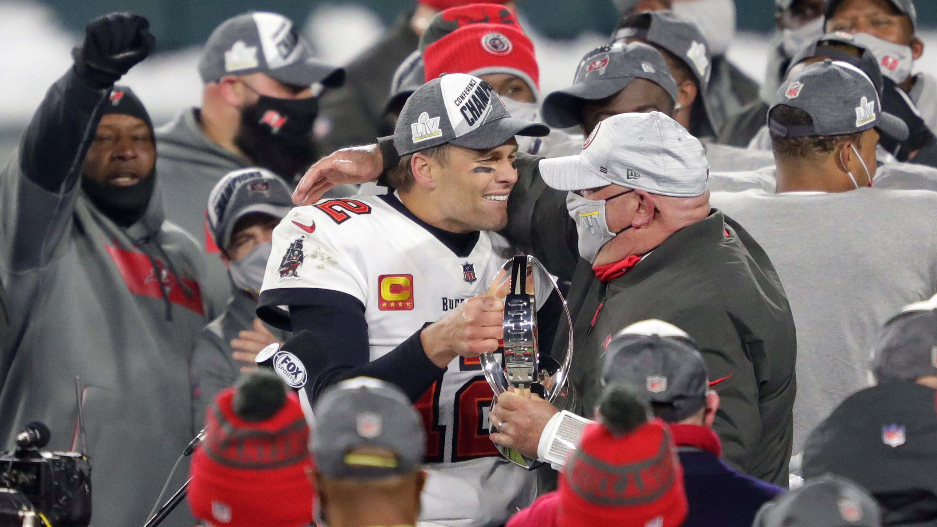 How Bruce Arians' Super Bowl run is rooted in family: 'He'll be the underdog forever'