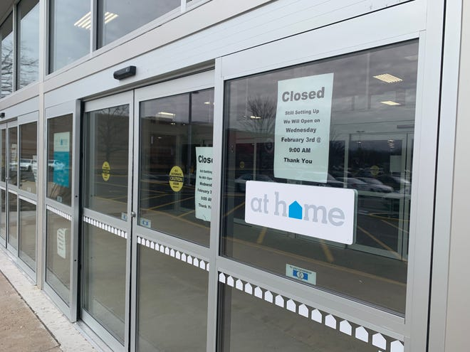 At Home will open next week at Seaview Square shopping center in Ocean.