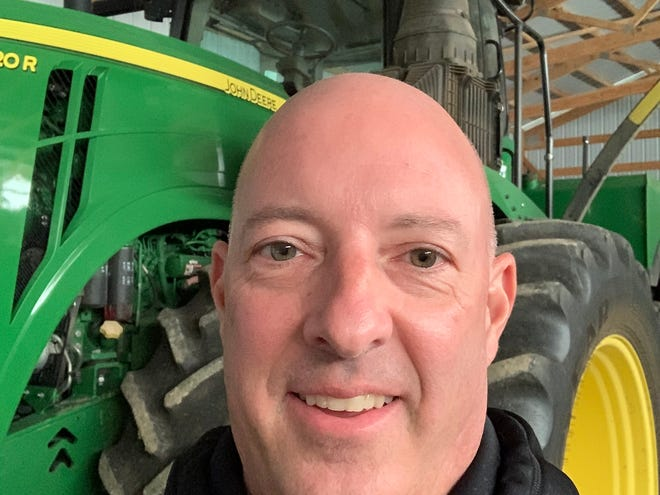 Phil Hoover is a Crawford County native who has been both a farmer and firefighter.