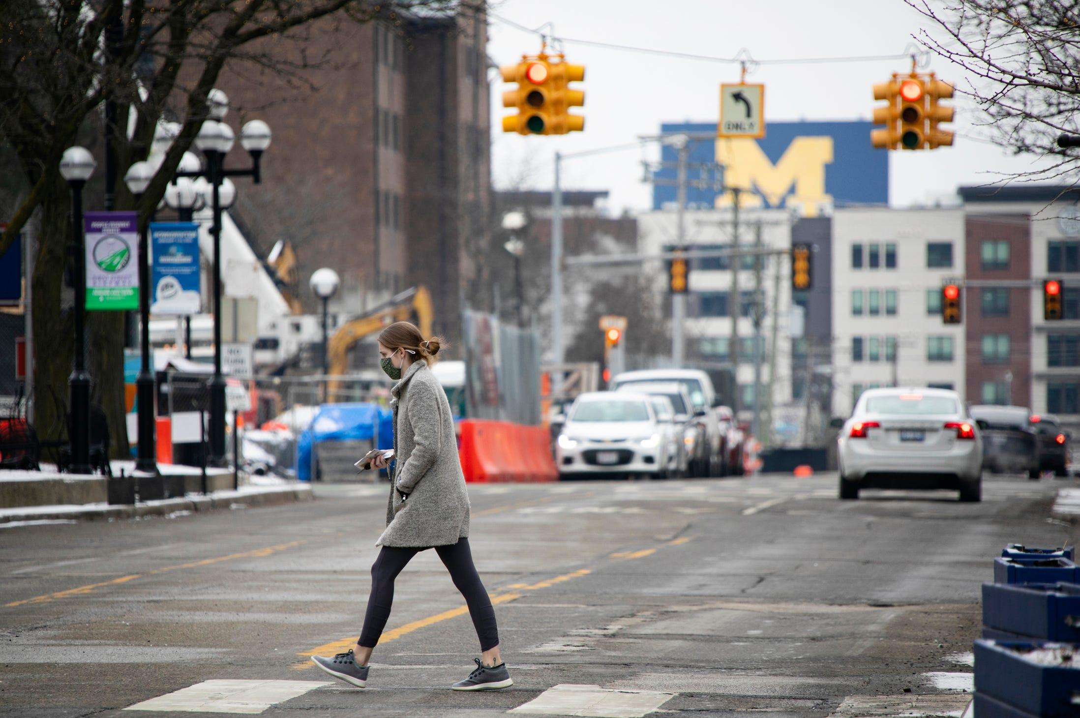 Rate of pedestrians killed last year hits gruesome milestone