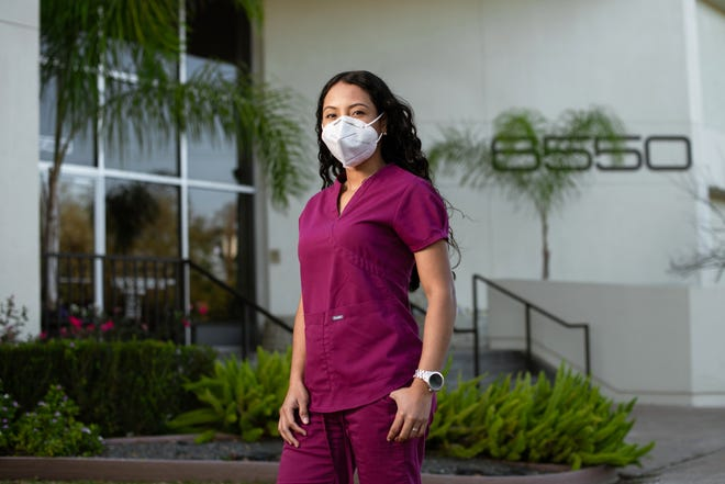 Sussy Obando graduated from six years of medical school in Colombia and then spent a year treating patients in underserved communities. Yet when she moved to the U.S., that wasn't enough to be able to practice medicine here.