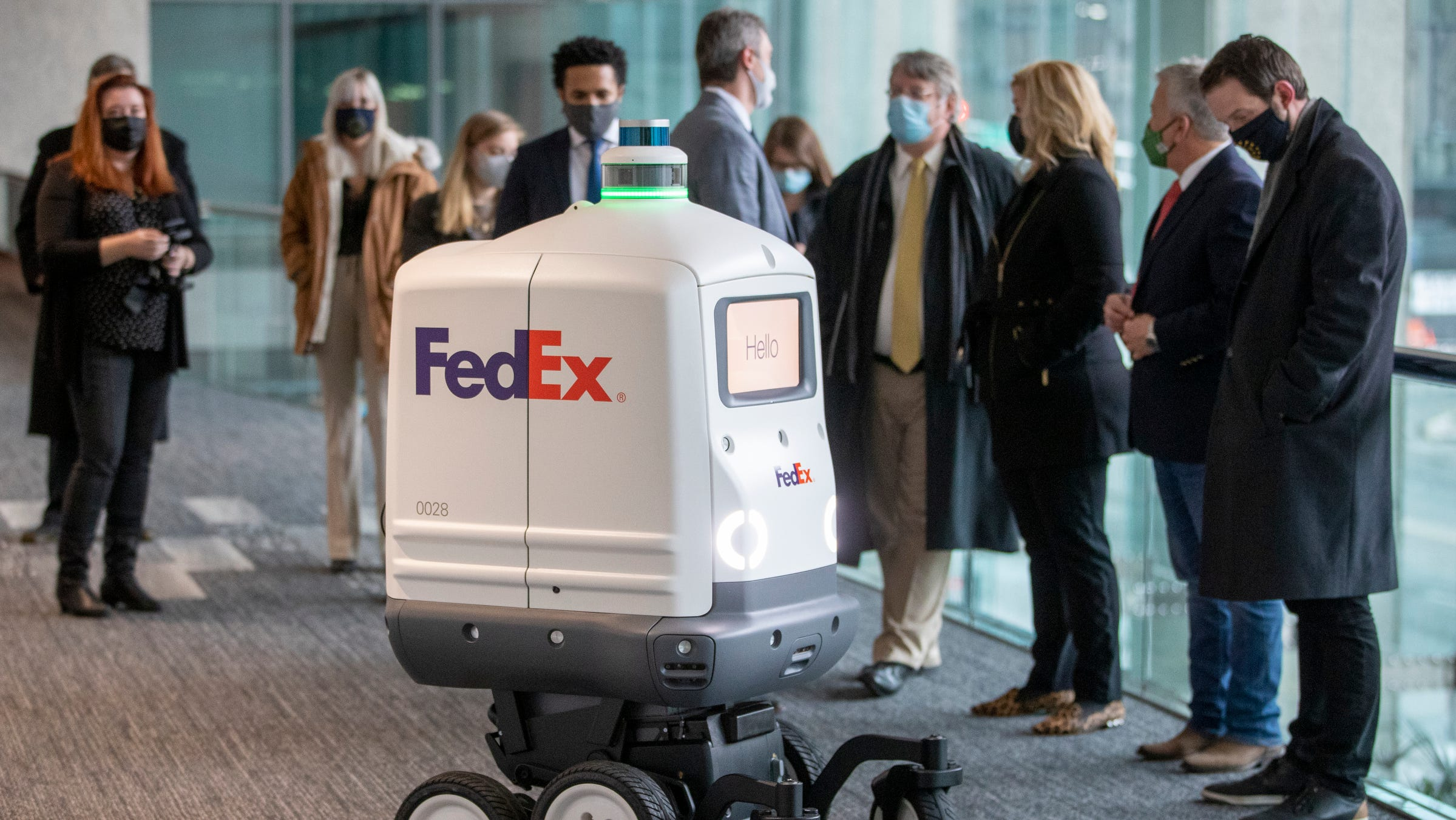 Ready for a robot to deliver your packages? New Oklahoma law allows ground-based drones