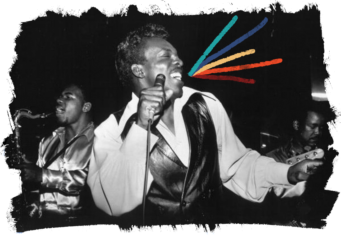 Wilson Pickett's soul sound was rooted in the gospel, learning to sing in churches and singing professionally with The Falcons, a Detroit-based vocal group.