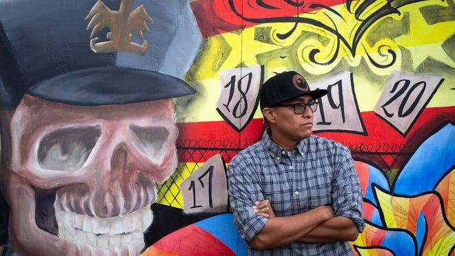 Arizona Artist S Work Featured In Downtown Phoenix Mural Project