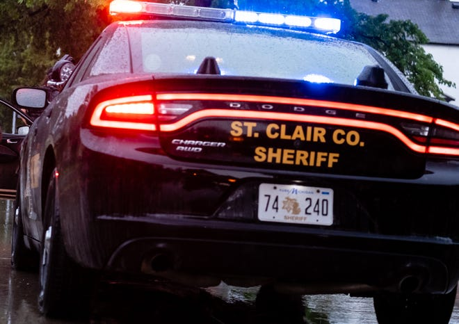 A traffic crash at Keewahdin and State roads in Fort Gratiot sent one man to the hospital.