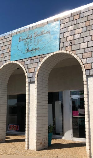 Frizzled Feathers Boutique is closing its doors after eight years of business in San Angelo.