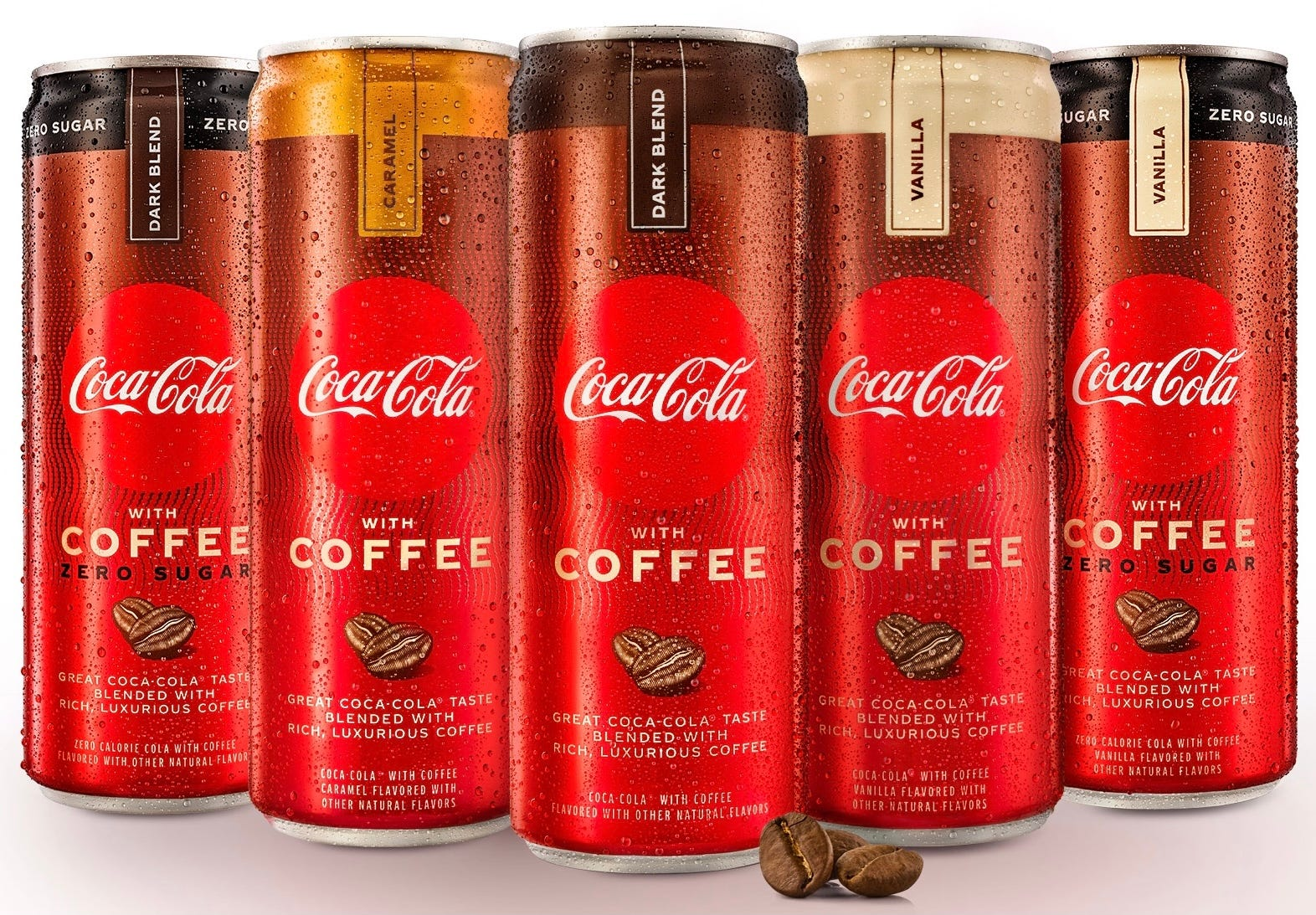 Coke with Coffee: Coca-Cola releases soda with java nationwide