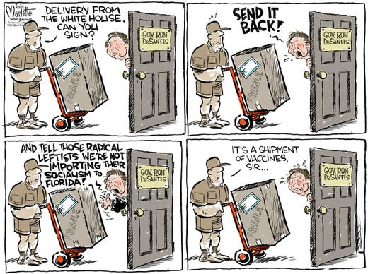 Andy Marlette, USA TODAY Network
