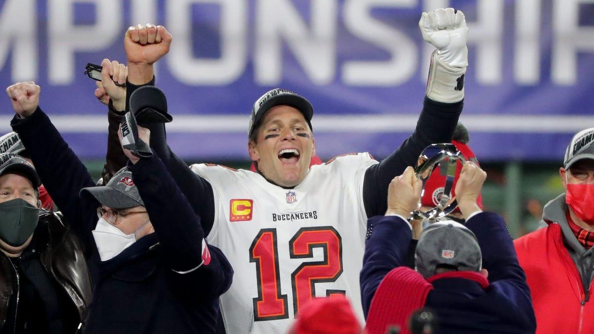 Ten-rific! Tom Brady will play his 10th Super...