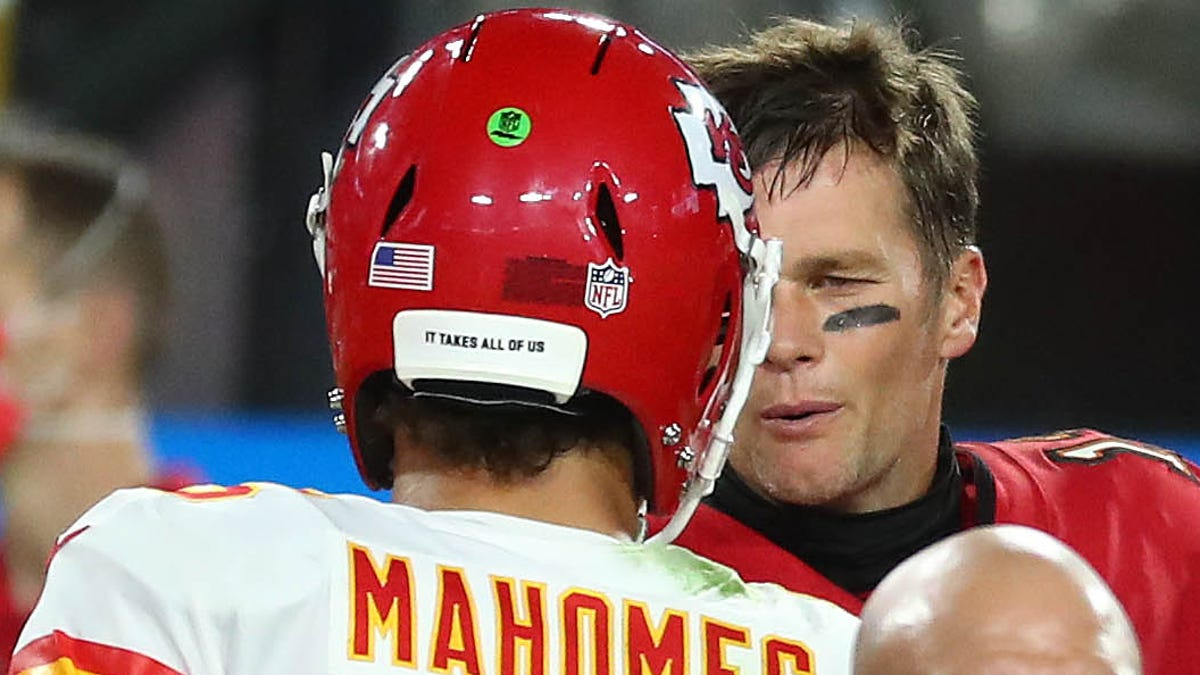 It Doesn't Get Much Better than Tom Brady vs. Patrick Mahomes Super Bowl