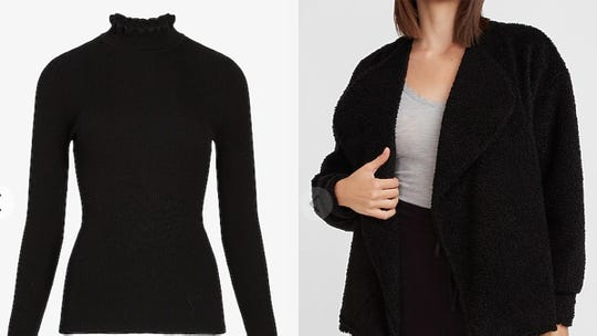 From jackets to tops, Express has it all on sale—and more.