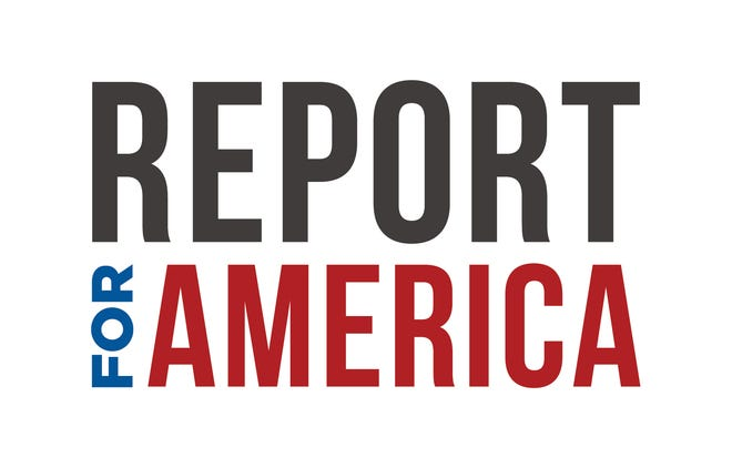 Report for America is a national service program that places journalists into local newsrooms to report on under-covered issues and communities.