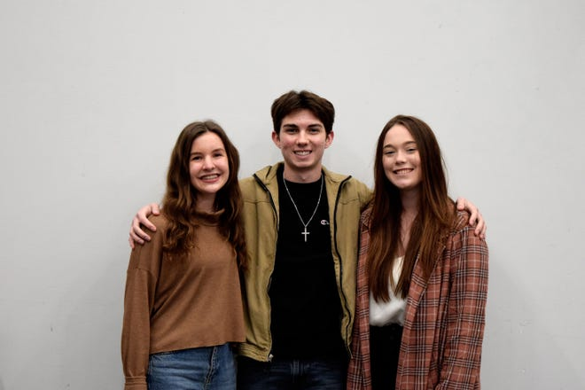 The Association of Texas Small School Bands (ATSSB) named Melissa High School Students Autumn Bell, Brianne Finnell and Jack Griset to the 2021 All-State Band. This is the second straight year for Griset to earn this distinction. He also became the first top chair percussionist in school history last year.
