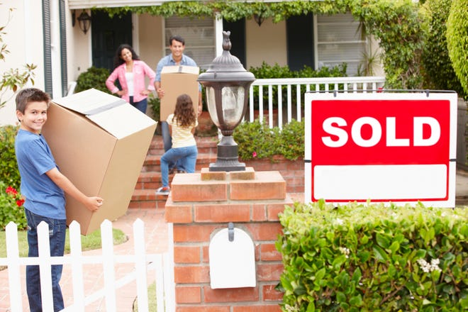More families are moving into the Northeast Florida area these days, with 34,932 home sales breaking another record as most homes sold during a calendar year.