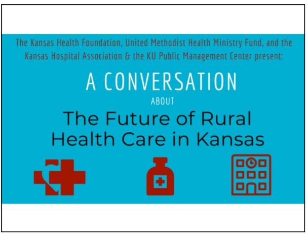 Several state health agencies are working to develop a new model of care to save struggling rural hospitals.