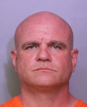 Fort Meade resident Kevin John Wheeler was arrested Monday on a charge of stealing solar lights from a gravesite.
