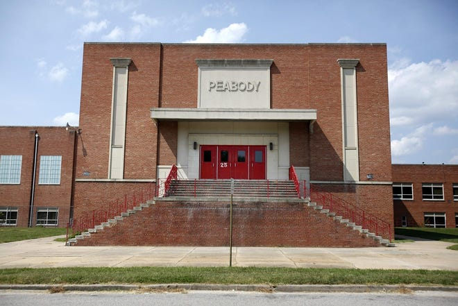 An educational nonprofit is suing for the right to access Peabody School. It has been trying to use the building for youth programs since 2017.