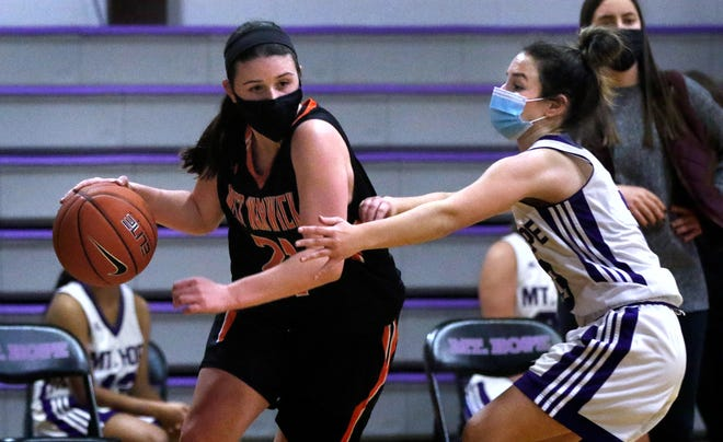 West Warwick, shown in action Monday against Mt. Hope, heads into this season with high expectations.
