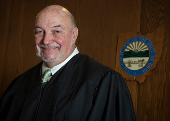 Juvenile Court Judge Robert Berger retires in February after a 6 year term.