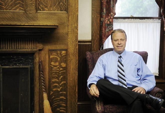 Dennis Honkala, new Ravenna Superintendent