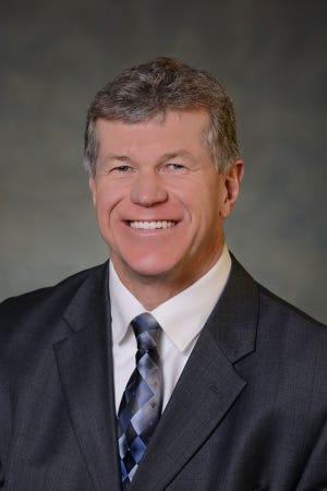 Tim Hanson is executive director of the Four Rivers Sanitation Authority.