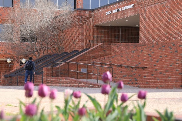 "Tarleton State University's Dick Smith Library has been selected as one of 200 libraries to participate in ""Libraries Transforming Communities: Focus on Small and Rural Libraries."" More than 300 libraries applied for the grant."
