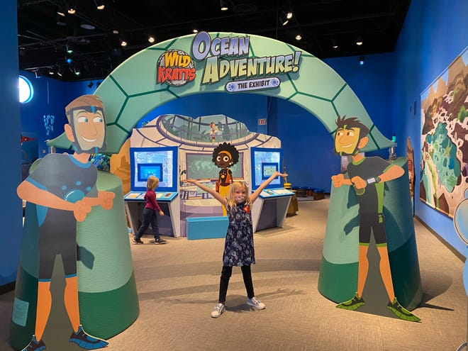 """Wild Kratts: Ocean Adventure"" opens at Mote Marine Laboratory & Aquarium on Saturday."