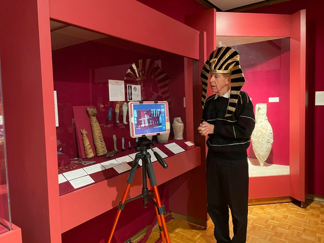 Mabee-Gerrer Museum of Art in Shawnee becomes popular in virtual classrooms states away.