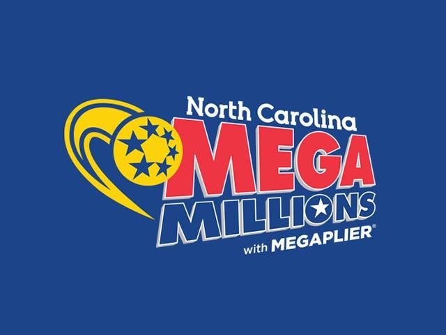 Anthony Dowe of Leland won $2 million in Friday's $1 billion Mega Millions lottery drawing.