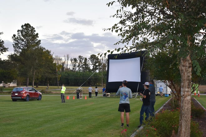 Drive-in movie showing of 'Groundhog Day' will be held at 6:30 p.m. Friday, Feb. 5, at Hampstead Kiwanis Park in Pender County.