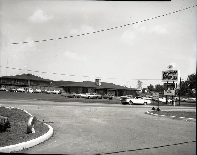 The Delphian Motor Inn on W. High Avenue in New Philadelphia opened in 1968 as work was nearing completion on I-77.