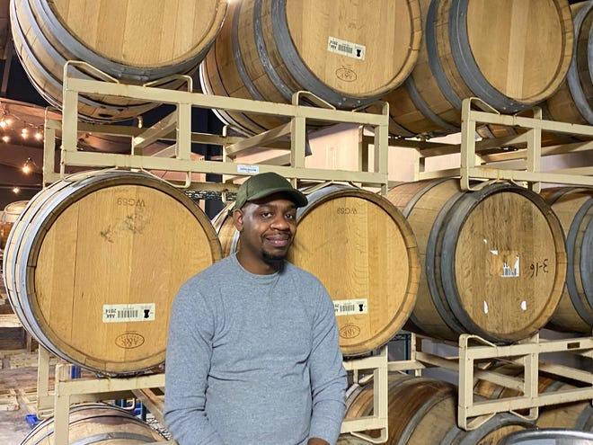 "Anthony ""Sizzle"" Perry Jr. expects to open Crafted Culture Brewing Co. at 505 Morrison Road in Gahanna on Feb. 27."