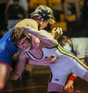 Upper Arlington senior Jacob Shanklin, a returning Division I state qualifier, won his first 21 matches this season while competing at 132 and 138 pounds. He had combined with 120-pound senior Jake Thomas to go 41-1 entering action Jan. 28.