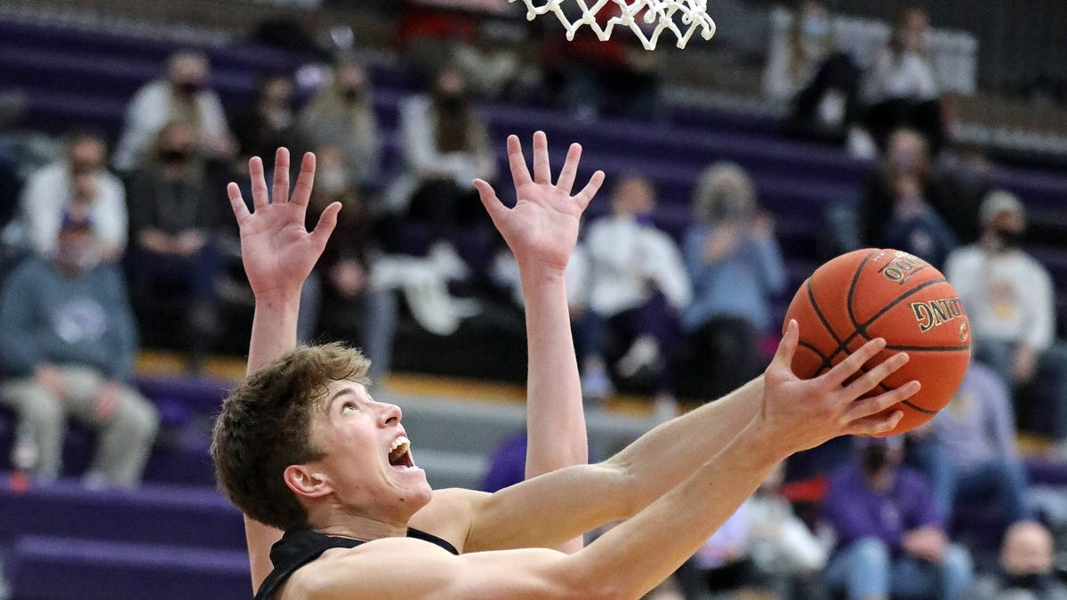 Indianola, Norwalk basketball Jan. 23, 2021 features several college commits