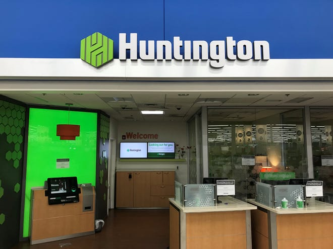Huntington bank plans to close many of its in-store branches at Meijer as part of the TCF Bank merger.