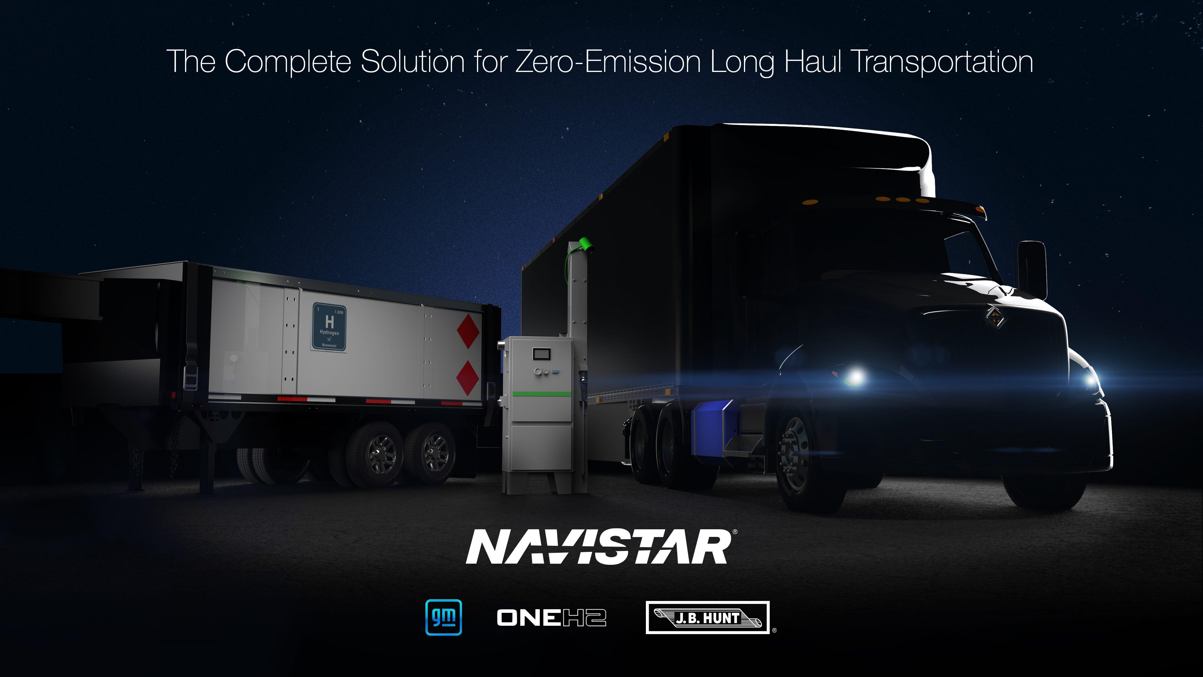 GM partnership will put more electric long-haul trucks on American roads