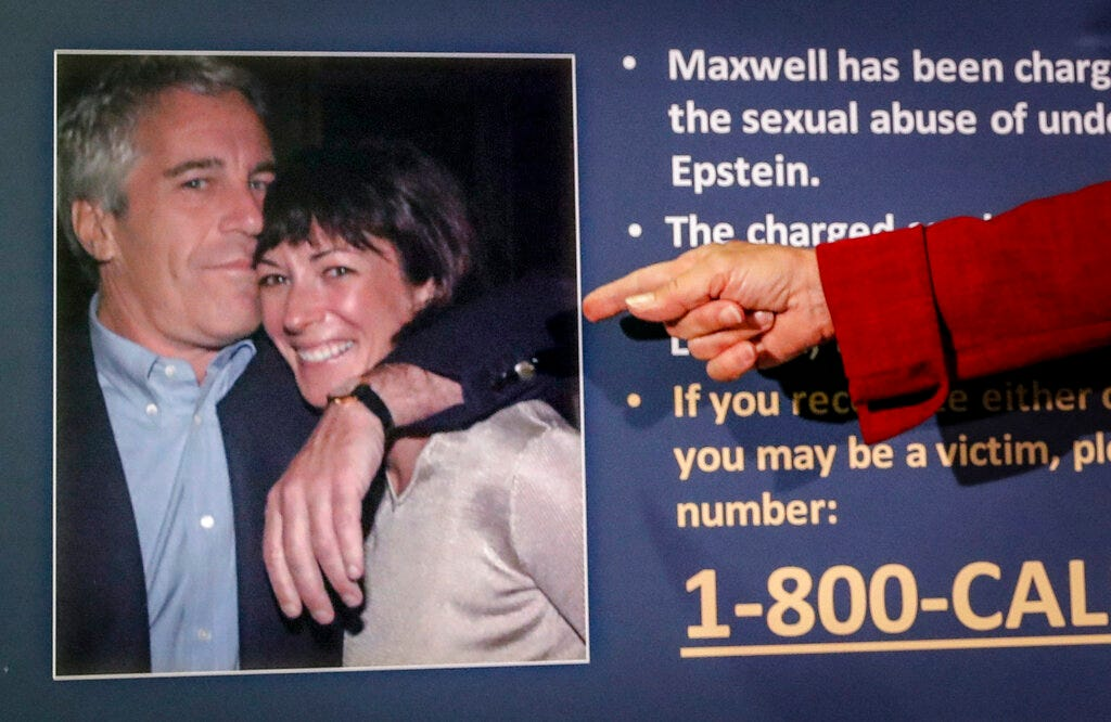 Ghislaine Maxwell, citing new charges, seeks trial delay 1