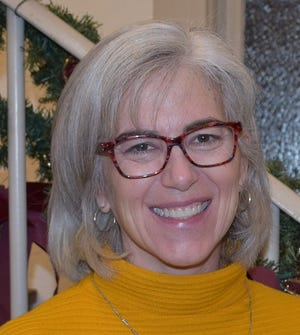Beth Renstrom, acting executive director of the Sturgeon Bay Historical Society Foundation