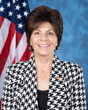 Congresswoman Yvette Herrell (R-N.M.)