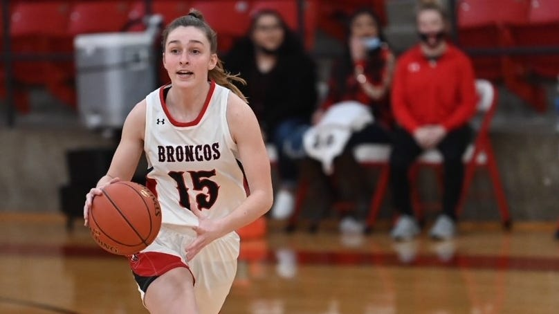 Sonora's Skylar Harris named 5-3A girls basketball ...