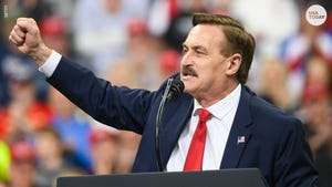 MyPillow founder Mike Lindell was removed from the Republican Governors Association's spring conference late Tuesdayafter he vowedto confront Gov. Doug Ducey.